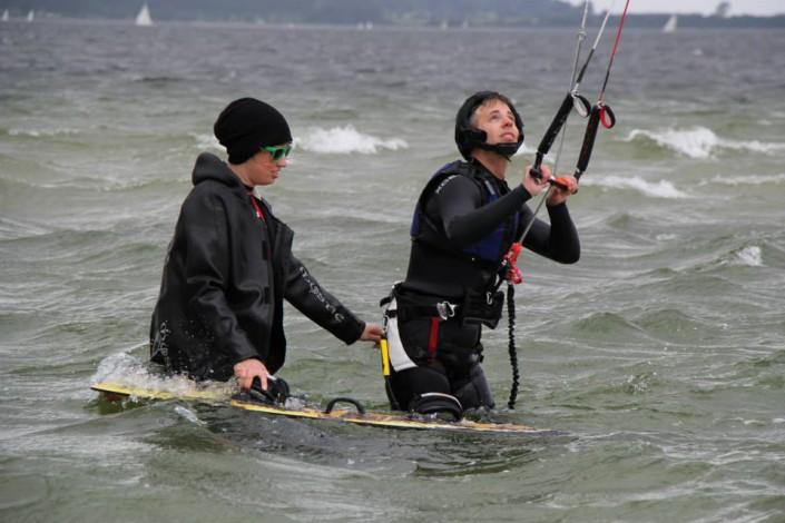 Kitesurfschule Laboe