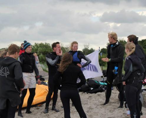 Kiteunterricht Ostsee