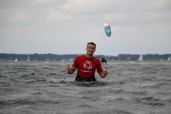 Kitelehrer Kiteschule Kiel